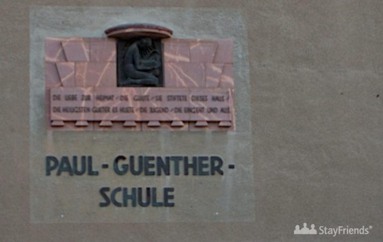 Mittelschule Paul Guenther Geithain