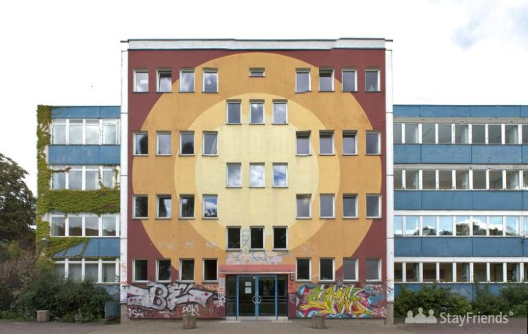 Johann gottfried herder gymnasium berlin lichtenberg berlin for Creative jobs berlin