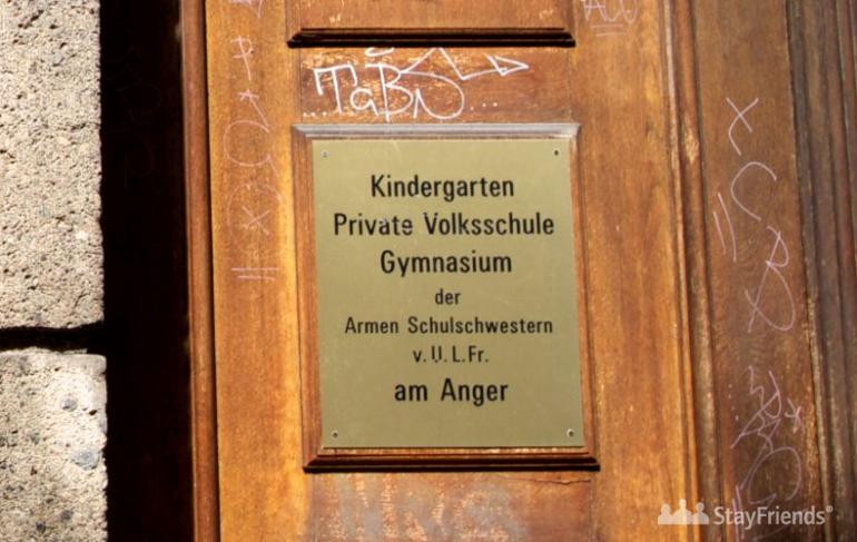 Theresia-Gerhardinger Gymnasium Am Anger München