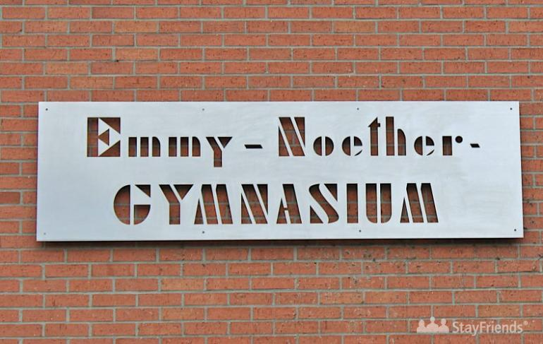 Emmy-Noether-Gymnasium Erlangen