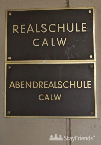 Realschule Calw