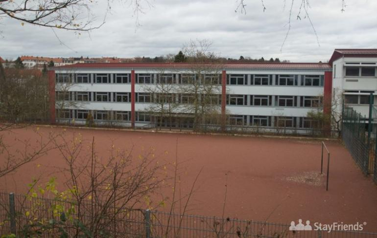 Hugo-Ball-Gymnasium Pirmasens