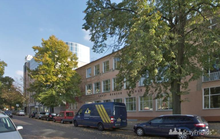 Ernst reuter oberschule berlin for Creative jobs berlin